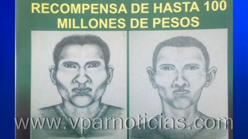 Presentan retratos hablados de los presuntos asesinos del médico Ángel MayaDaza