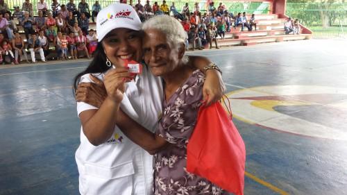 En Aguachica, Comfacesar asignó viviendas a beneficiarios del FondoAdaptación