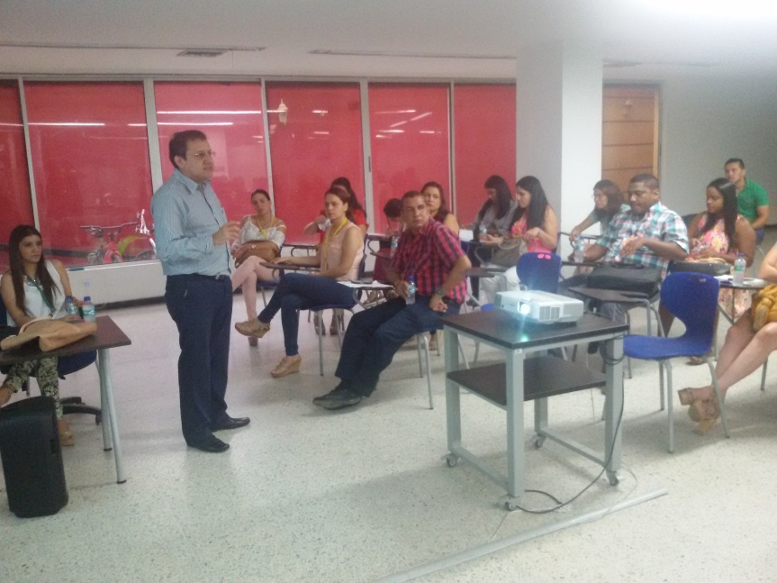 """Secretaría de Salud Municipal adelantó programa de salud mental en """"NandoMarín"""""""