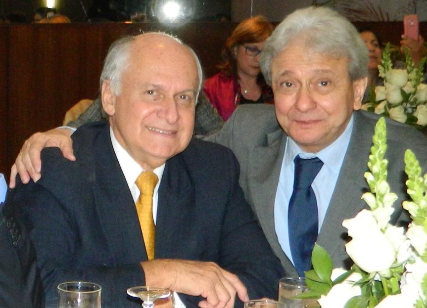 Doctores Manuel Elkin Parrarroyo y Antonio Iglesias