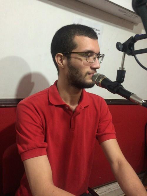 Joven vallenato promesa del canto lírico, hoy,  en la FundaciónPentagrama