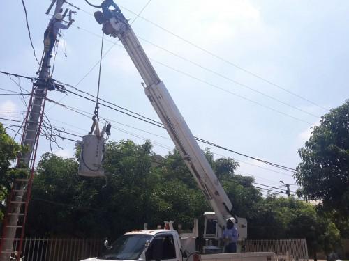Este martes estarán sin energía cuatro barrios deValledupar
