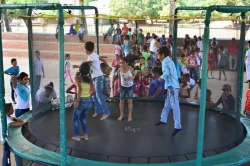 Fundación del Festival Vallenato y Claro realizaron jornada recreativamusical