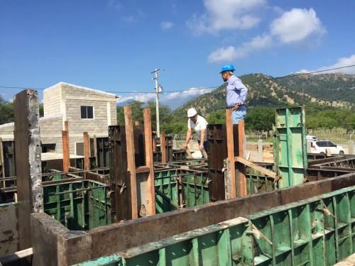 Alcalde Socarrás inspeccionó obras en Valledupar y corregimientos