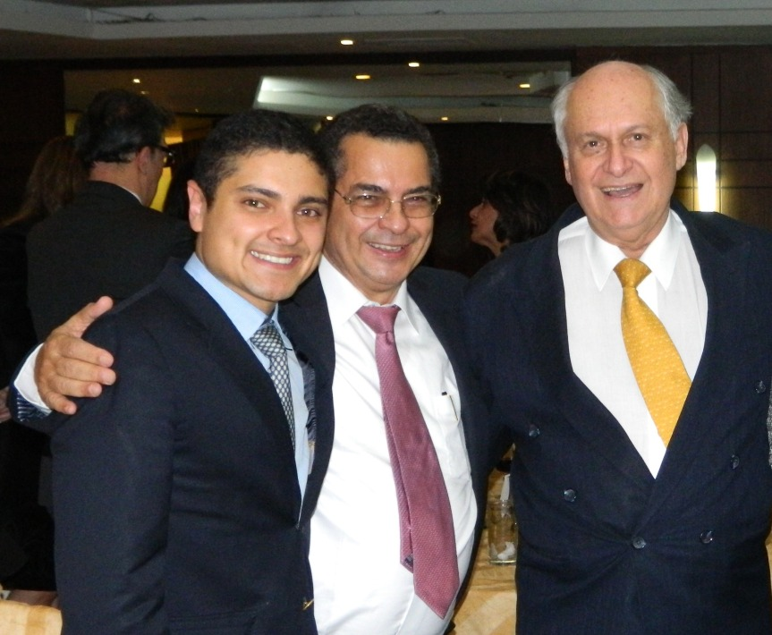 Rafael Valle Mercado, Dr RAfael Valle Oñate, Manuel Elkin Patarroyo