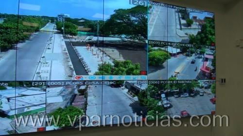 392 cámaras de seguridad entraron en operación enValledupar
