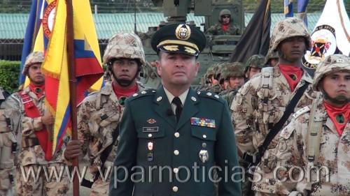 El Brigadier General Pablo Bonilla Vásquez, Nuevo comandante de la decimabrigada