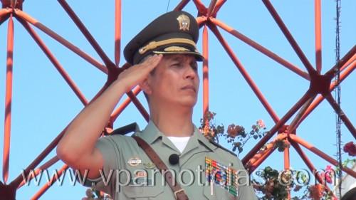 El Coronel Diego Rosero Giraldo, nuevo comandante de Policía en elCesar