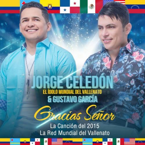 'Gracias Señor' la canción del año 2015 con Jorge Celedón, elegida por la Red Mundial delVallenato