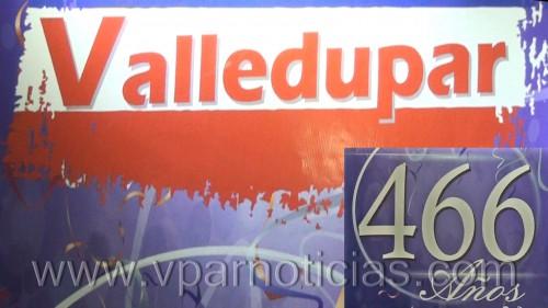 Lista la programación de los 466 años de fundación deValledupar