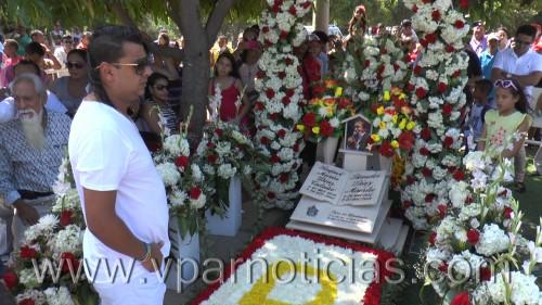 Seguidores conmemoraron segundo aniversario de la muerte de DiomedesDíaz
