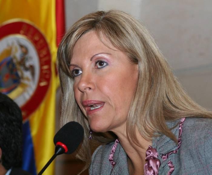 Gobernadora del Valle, presidente de la Federación Nacional deDepartamentos