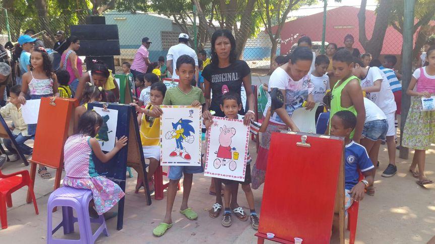 Arte y folclor en el barrio LaNevada