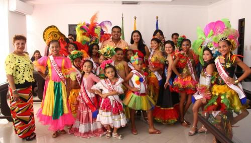 Alcalde de Valledupar invita a disfrutar del carnaval condecencia