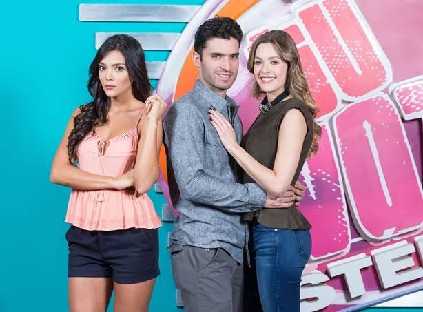 """Actriz vallenata en """"Tu voz estéreo"""" de CaracolTV"""