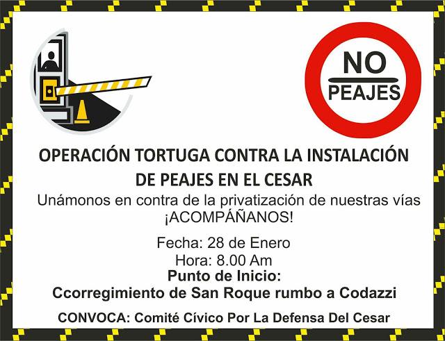 Concesión vial Cesar-Guajira: mal negocio para la gente, bueno para losprivados
