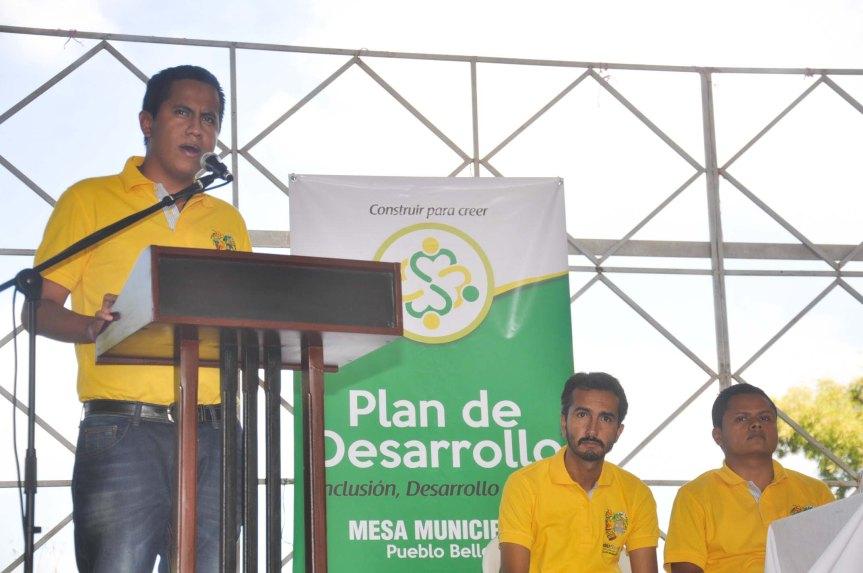 Alcalde de Pueblo Bello construye plan de gobierno con lacomunidad