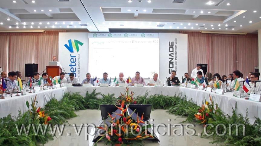 Hoy culmina primera Cumbre de Alcaldes delCesar