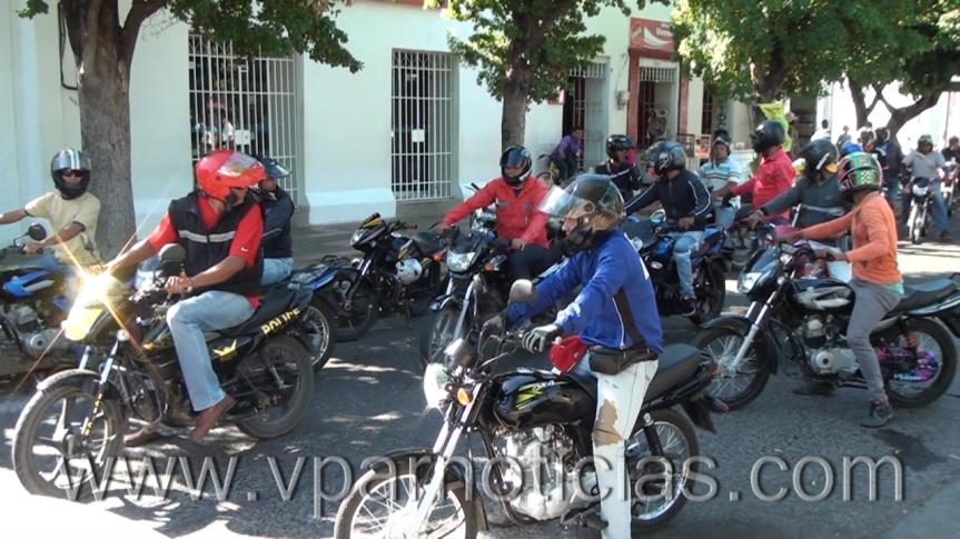 En Valledupar  continúan controles para lasmotocicletas