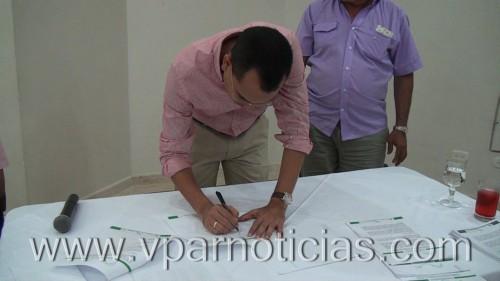 Firman acuerdos de conservación en Plan de Manejo Ciénaga deZapatosa