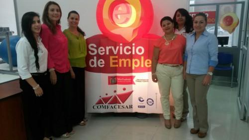 En Aguachica se inaugurará Agencia de Empleo deComfacesar