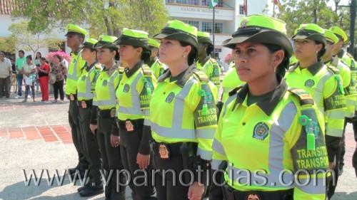La Policía Nacional aumenta el pie de fuerza enValledupar