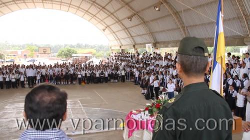 Planes de convivencia y seguridad en 125 colegios  adelanta la Policía delCesar