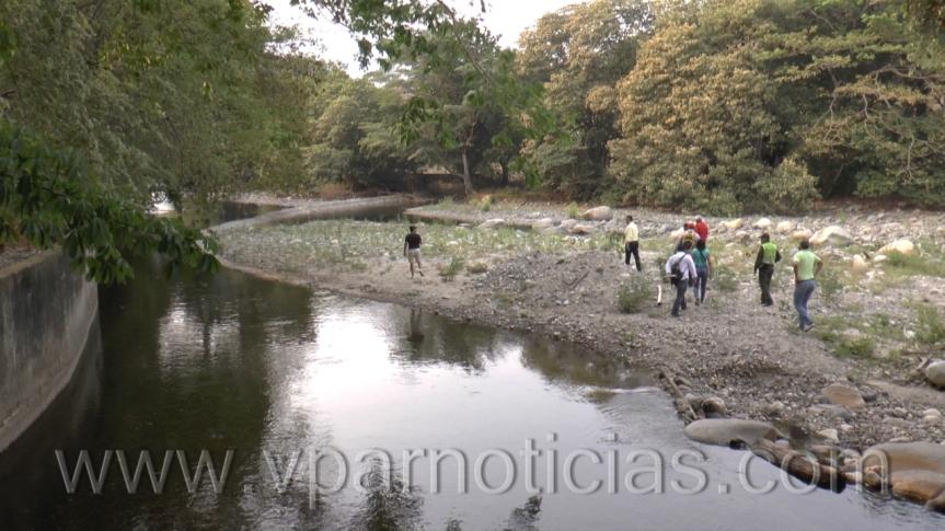 Bajo caudal del río, el uso irracional, el contrabando y el uso ilegal de las turbinas estáafectando