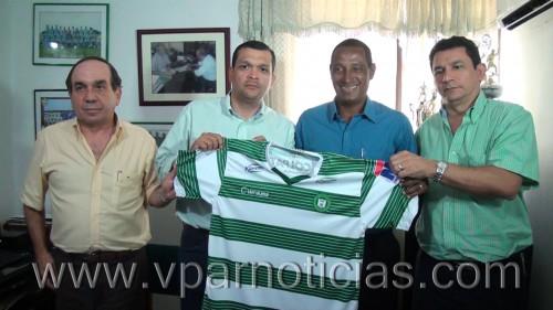 David Pinillos nuevo técnico de  Valledupar Fútbolclub