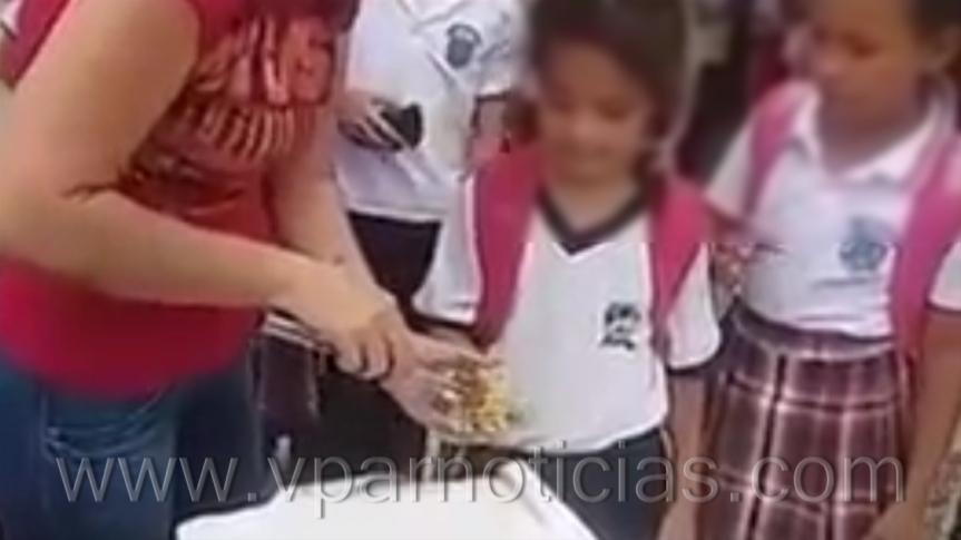 Gobernador del Cesar indignado por caso de alimentación escolar enAguachica