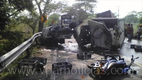 56 Personas han muerto en accidentes de tránsito en vías delCesar