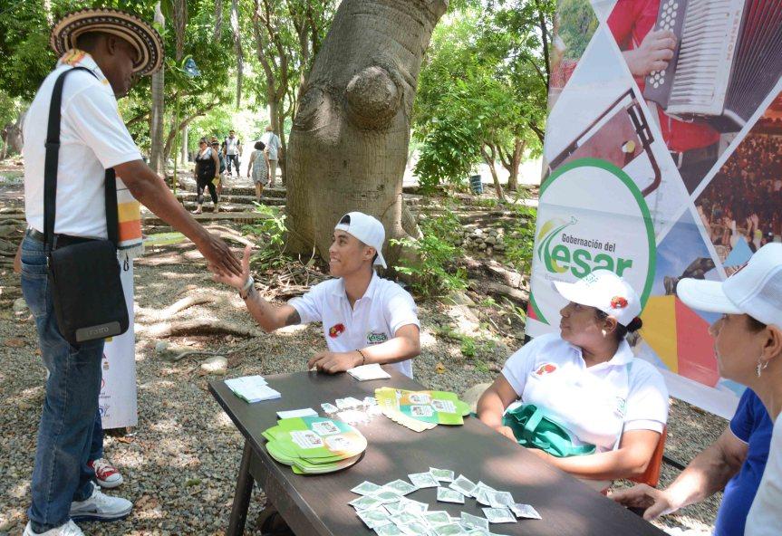 Campaña de prevención en Salud durantefestival