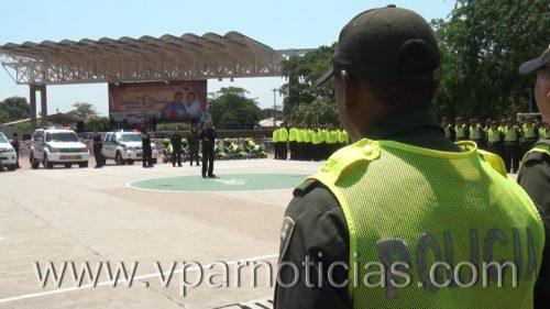Con refuerzo de la Policía implementan medidas de seguridad duranteFestival