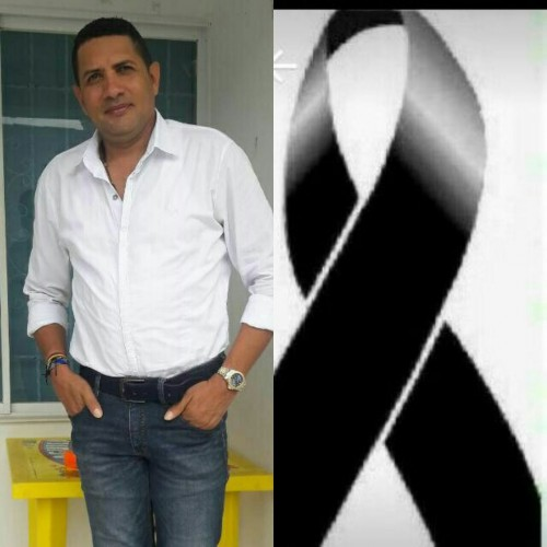 Presidente del Festival de La Loma, elegido ayer, murió en accidente detránsito