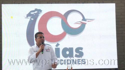 En socialización de 100 días de acciones, Alcalde Augusto Ramírez reiteró su compromiso para que Valleduparavance