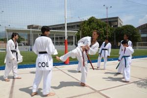 campeones (4) Comfacesar taekwondo