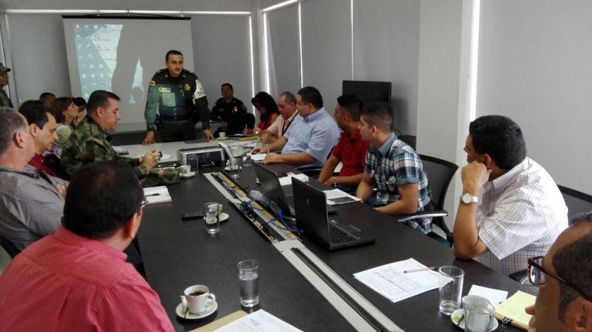 Adelantan trabajo interinstitucional estratégico para prevenir contrabando deganado