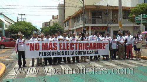 Plantón de Personeros costeños  promueve  consulta ciudadana virtual en torno aElectricaribe
