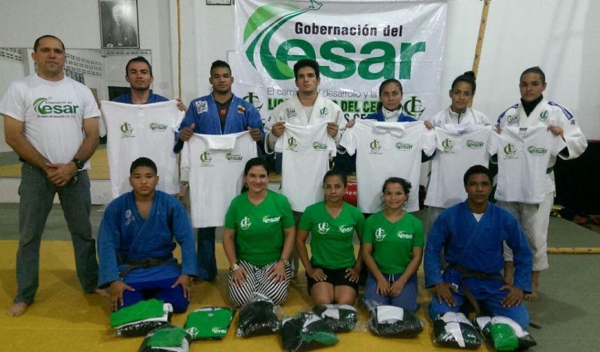 Delegaciones del Cesar participan en eventosnacionales