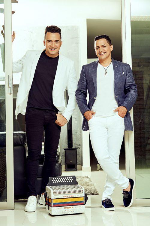 Jorge Celedón y Sergio Luís Rodríguez, la unión vallenata másesperada