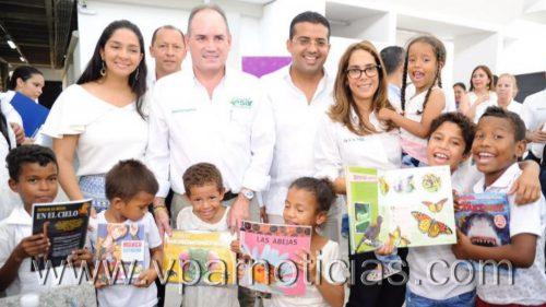 """Con MinEducación fue inaugurado mega colegio """"NelsonMandela"""""""