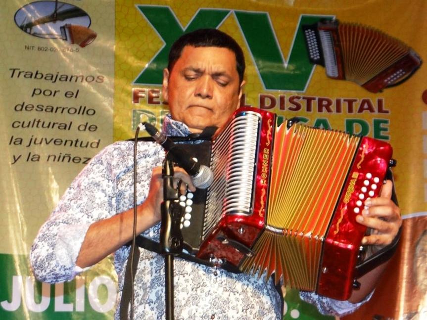 Homenaje despedida al Rey vallenato JulioRojas