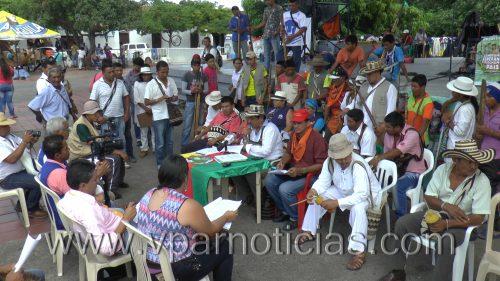 Tras la Minga, indígenas se fueronesperanzados