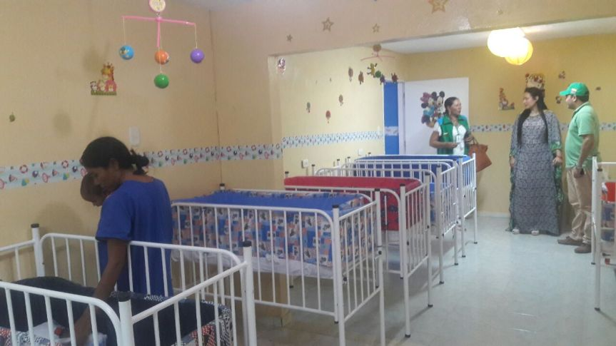 Fue inaugurado Centro de Recuperación Nutricional enManaure