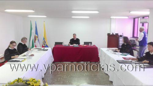 Por primera vez sesionó en pleno la Sala Disciplinaria del Consejo Superior de la Judicatura enValledupar