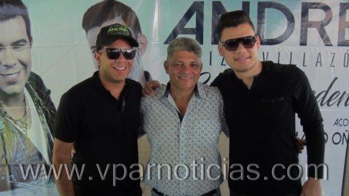 """""""Sin precedentes """" nuevo álbum De andres Ariza y Jose MarioOñate"""