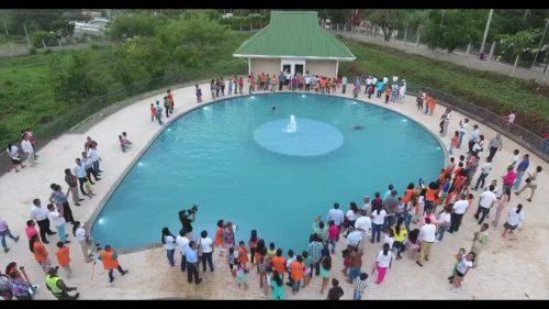 """Gobernador  inauguró """"Los Kioscos"""", complejo recreacional y turistico enManaure"""