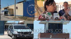 Motín en la Carcel judicial de Valledupar deja dos internos heridos foto0
