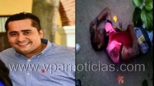 Repudio por asesinato de amigo del alcalde Ramírez Uhía foto0