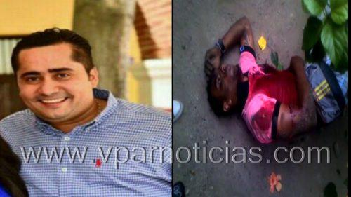 Repudio por asesinato de amigo del alcalde RamírezUhía